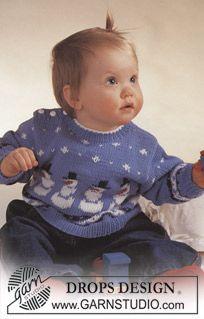 Free Christmas Knitting Patterns Cute Kids Knits Baby Knitting