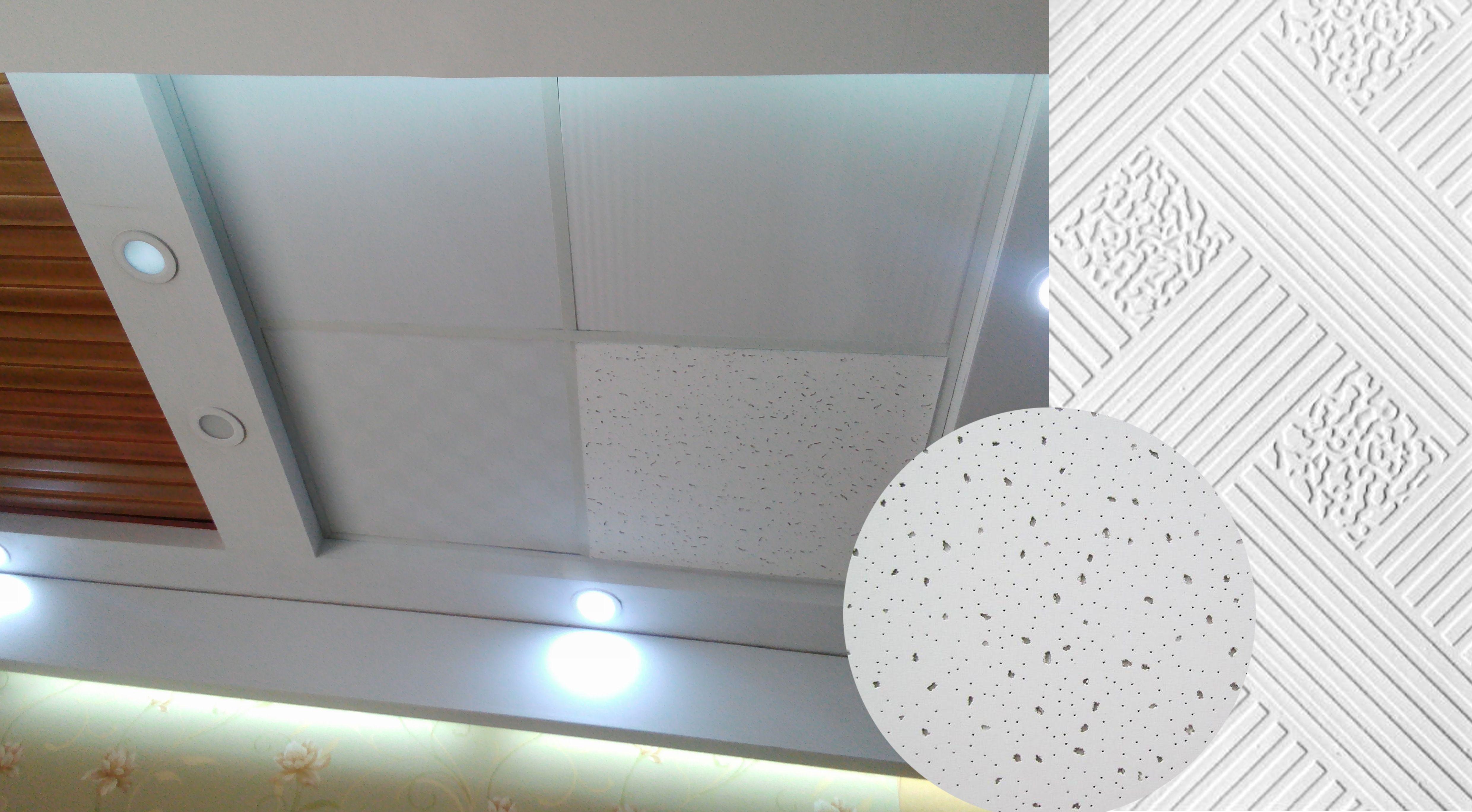 Gypsum Board Standard Size 4 X8 2 X2 2 X4
