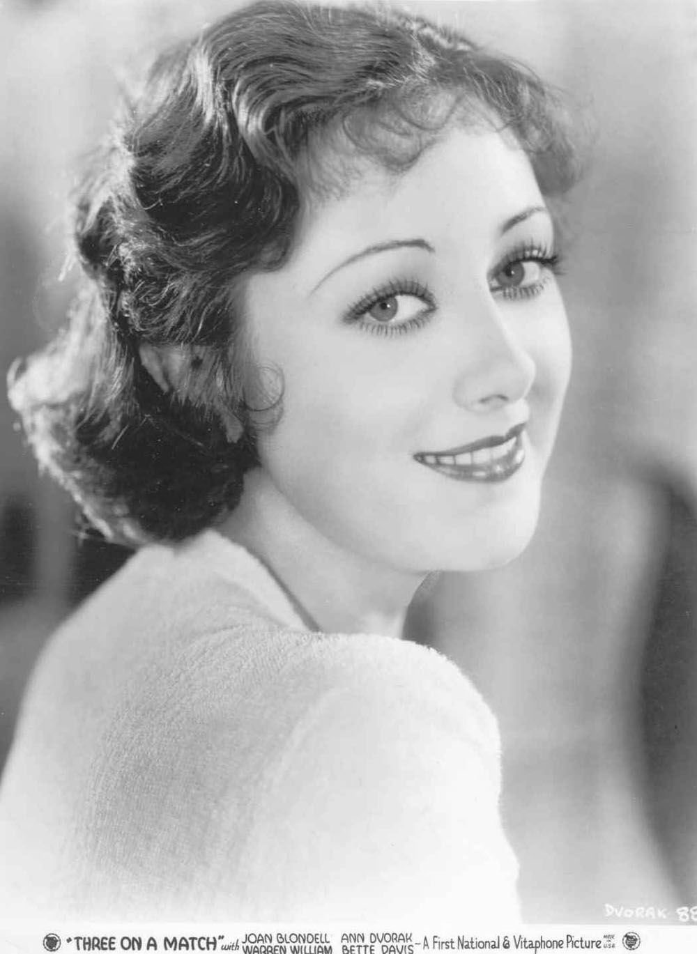 photo Ann Dvorak