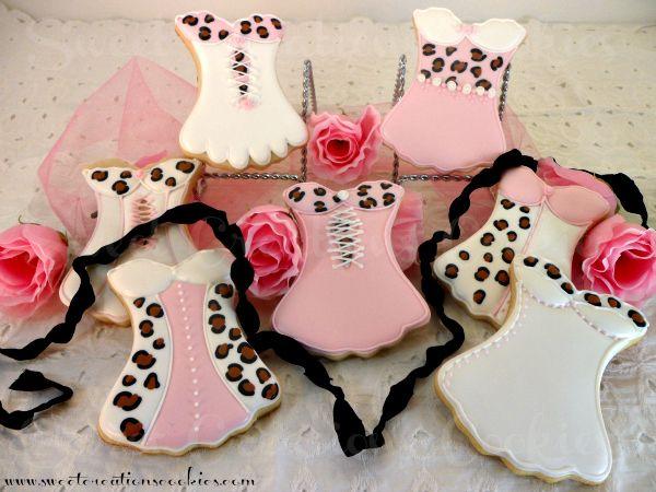 ♔ Corset Cookies