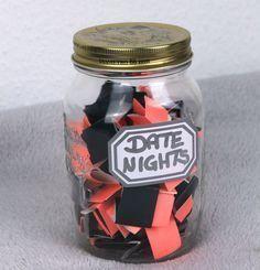 Geschenk-Ideen für Valentinstag —