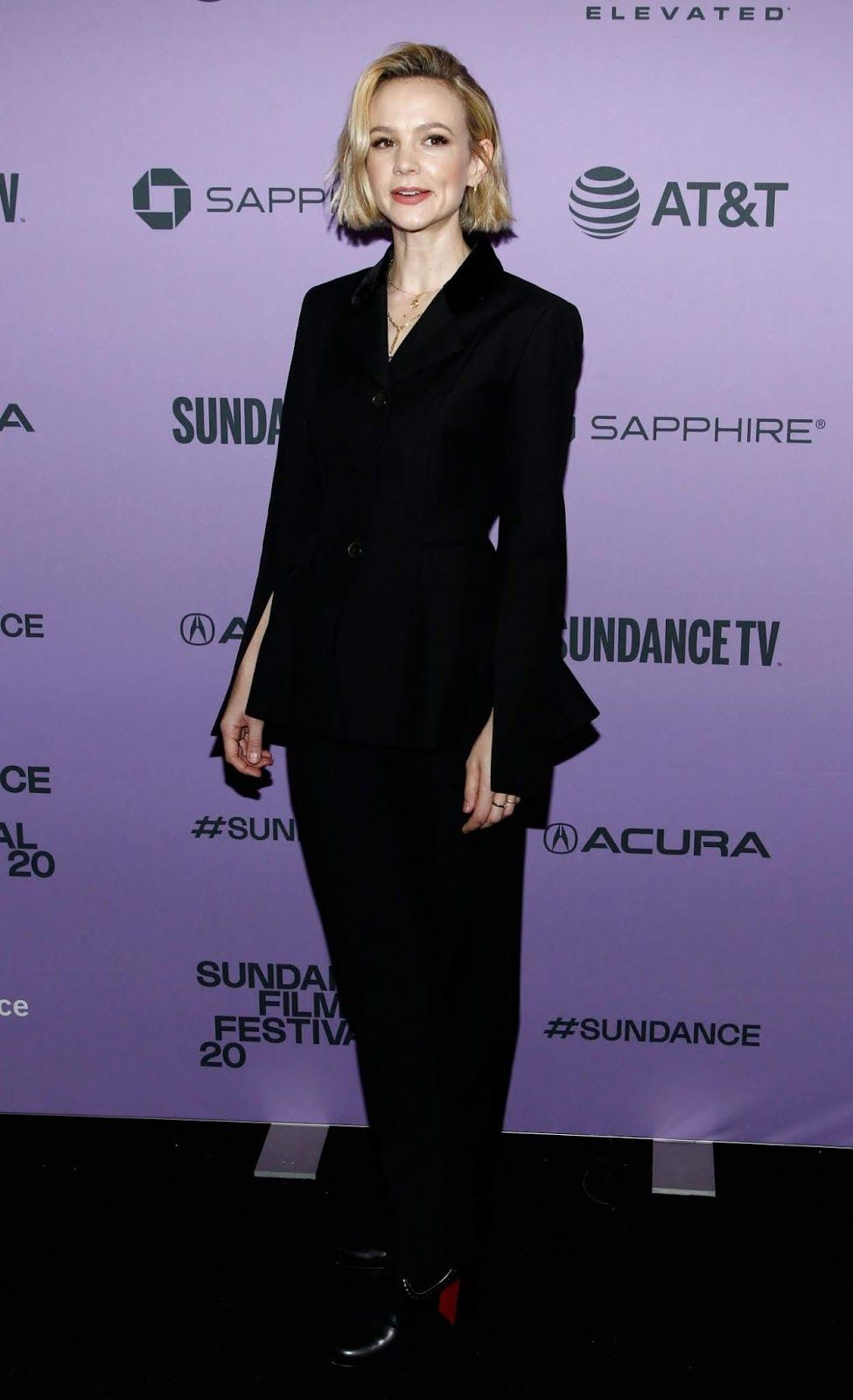 Carey Mulligan Promising Young Woman At 2020 Sundance Film Festival In 2020 Sundance Film Festival Carey Mulligan Carey