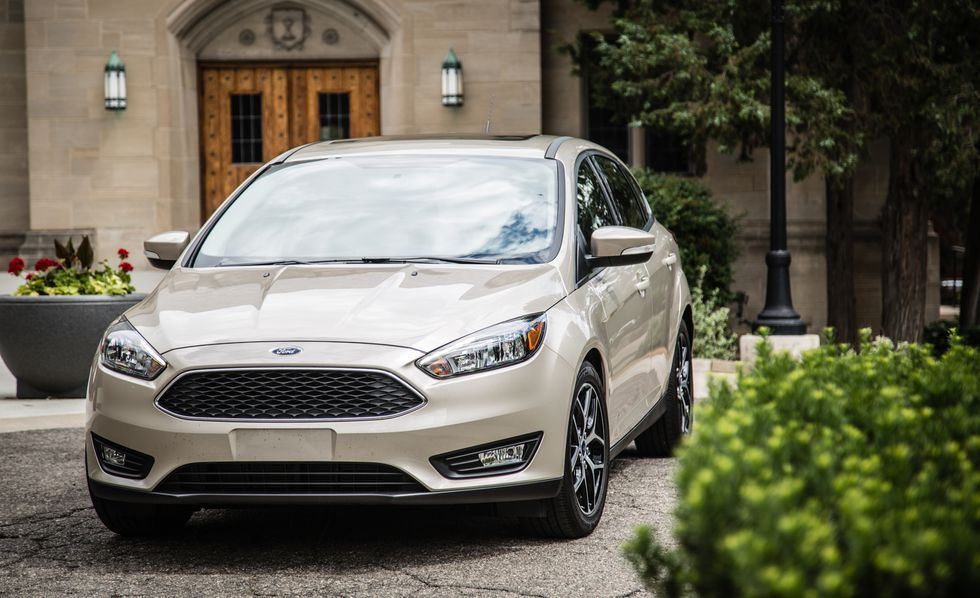 The New 2018 Ford Focus Is Loaded With High Tech Features Similar