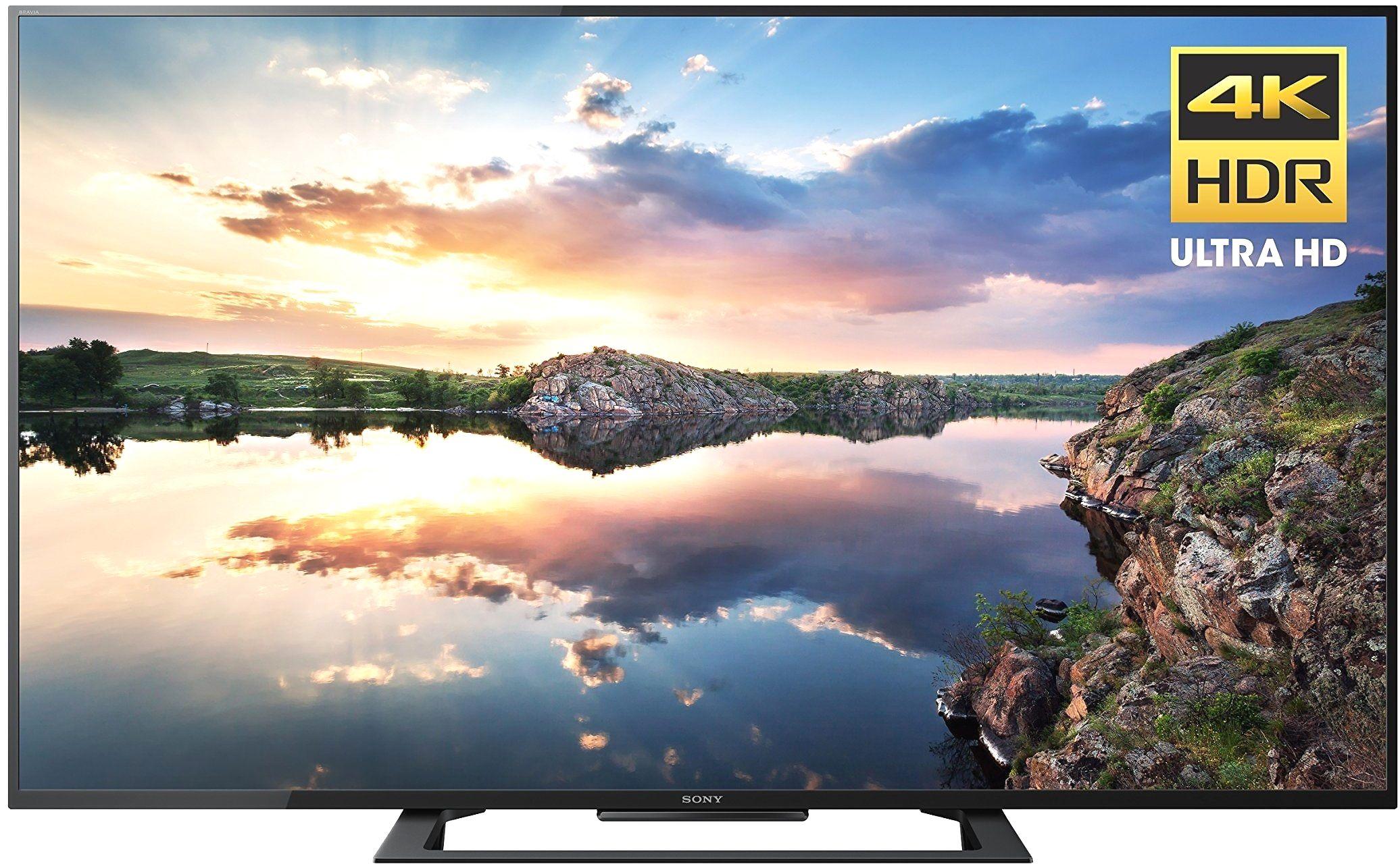 Sony KD60X690E 60Inch 4K Ultra HD Smart LED TV 2017 Model