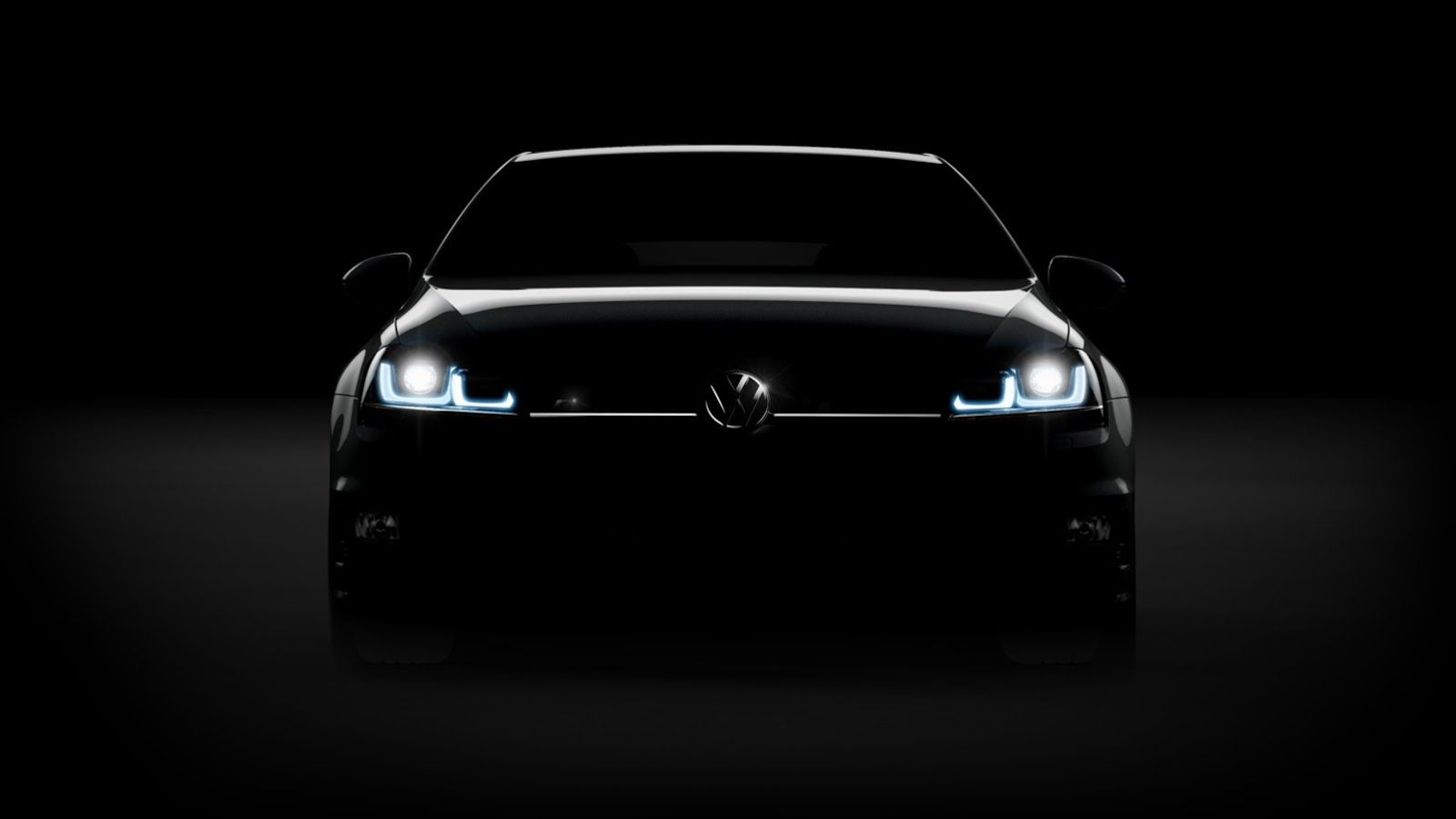 Volkswagen Black And White