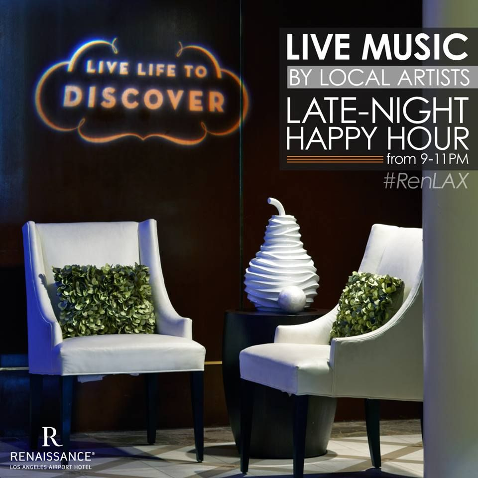 Discover a new favorite musician at one of our live music events this month, featuring exceptional local talent. #RenHotels