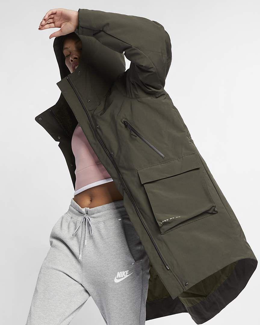 cfde4f3d3477 Nike Sportswear Tech Pack Down-Fill Women s Parka