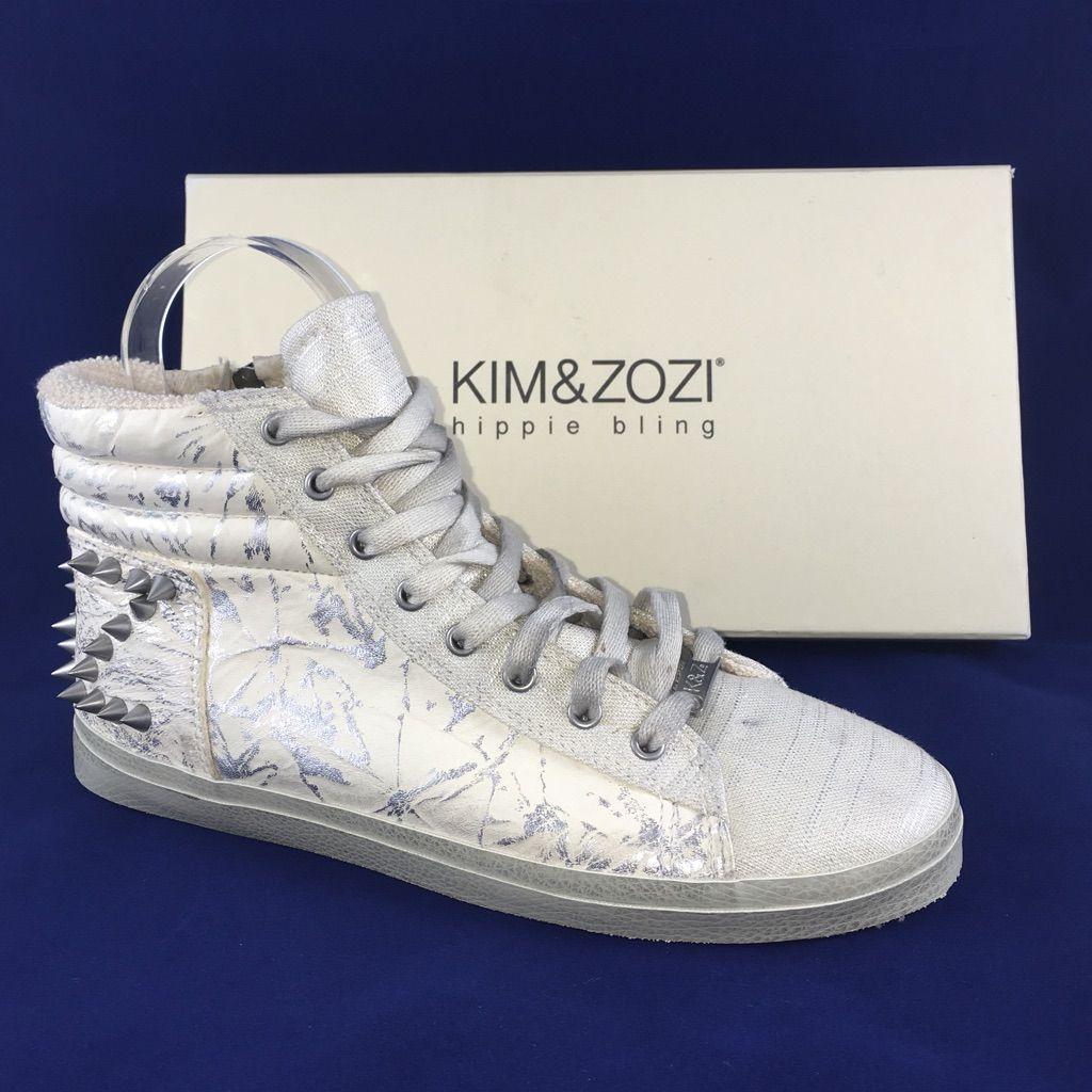 Kim & Zozi Bling Sneaker