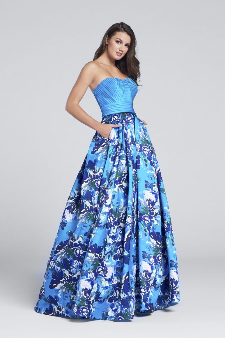 Buy your next Ellie Wilde prom or formal dress from an International ...