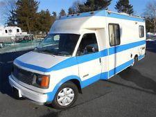 Van Camper Ebay Astro Van Slide In Truck Campers Vintage Camper