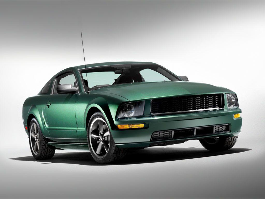 2008 Ford Mustang Bullitt Autos