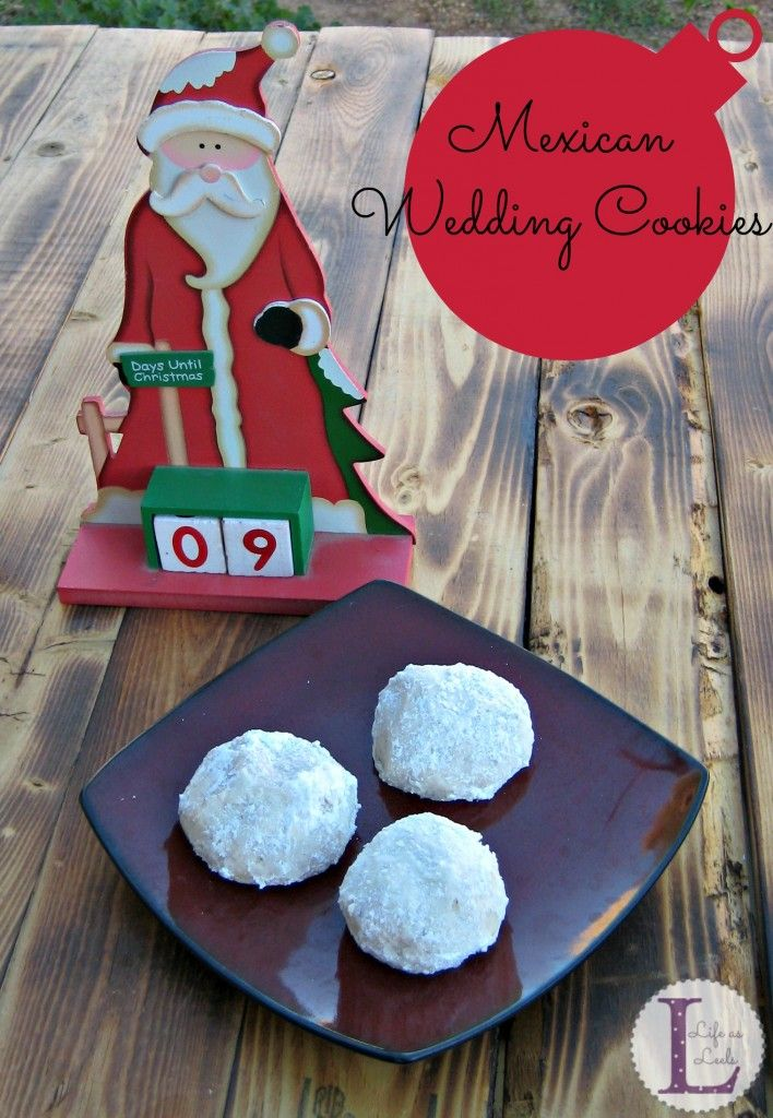 Mexican Wedding Cookies Recipe 708x1024 Virtual Cookie Exchange