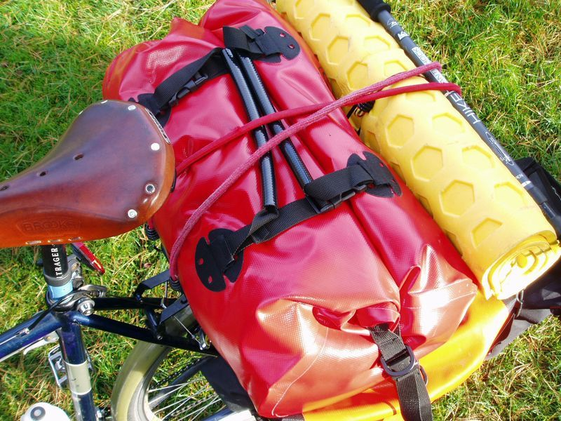 Ortlieb Rack Pack Small - object of my desire. | Bike - touring ...