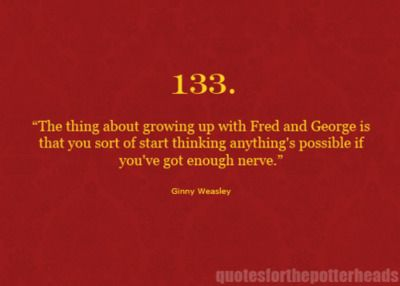 You Sort Of Start Thinking Anything S Possible If You Ve Got