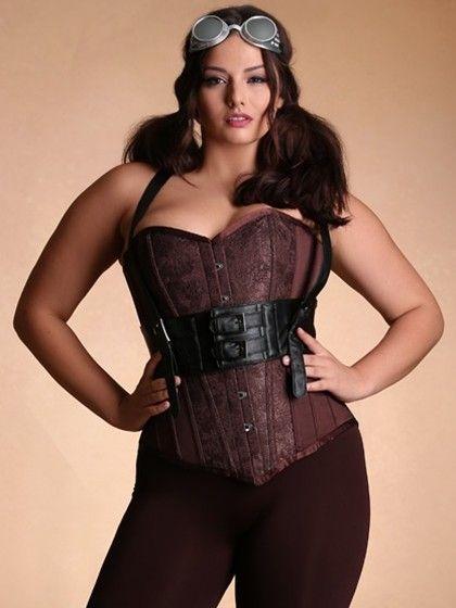 corset lingerie size bustiers plus