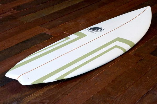 "6'4"" JACK GREEN EPOXY Surfboard  San Diego, CA www.degree33surfboards.com"