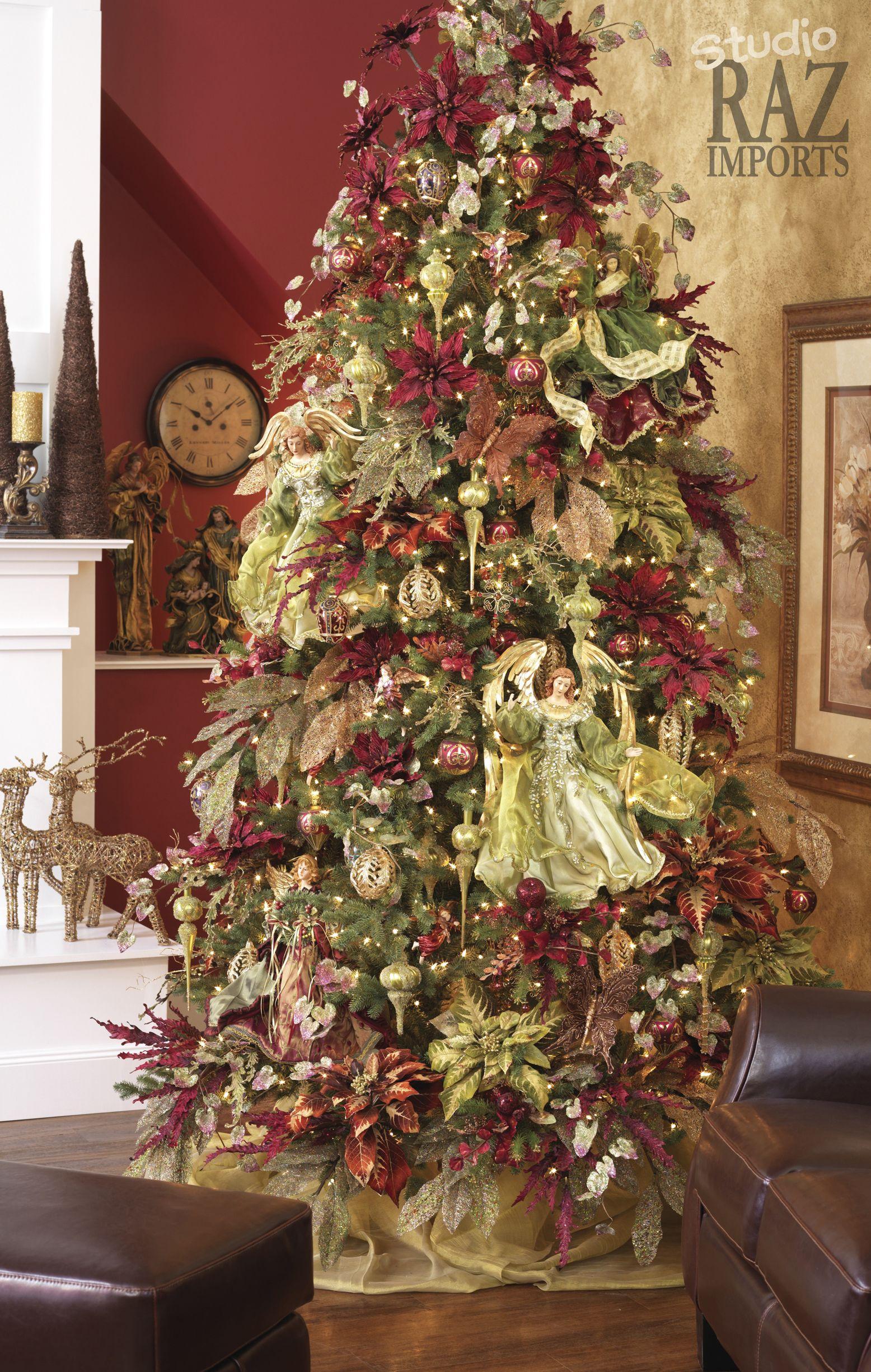 2007 Christmas Tree | Holiday decor christmas, Elegant ...