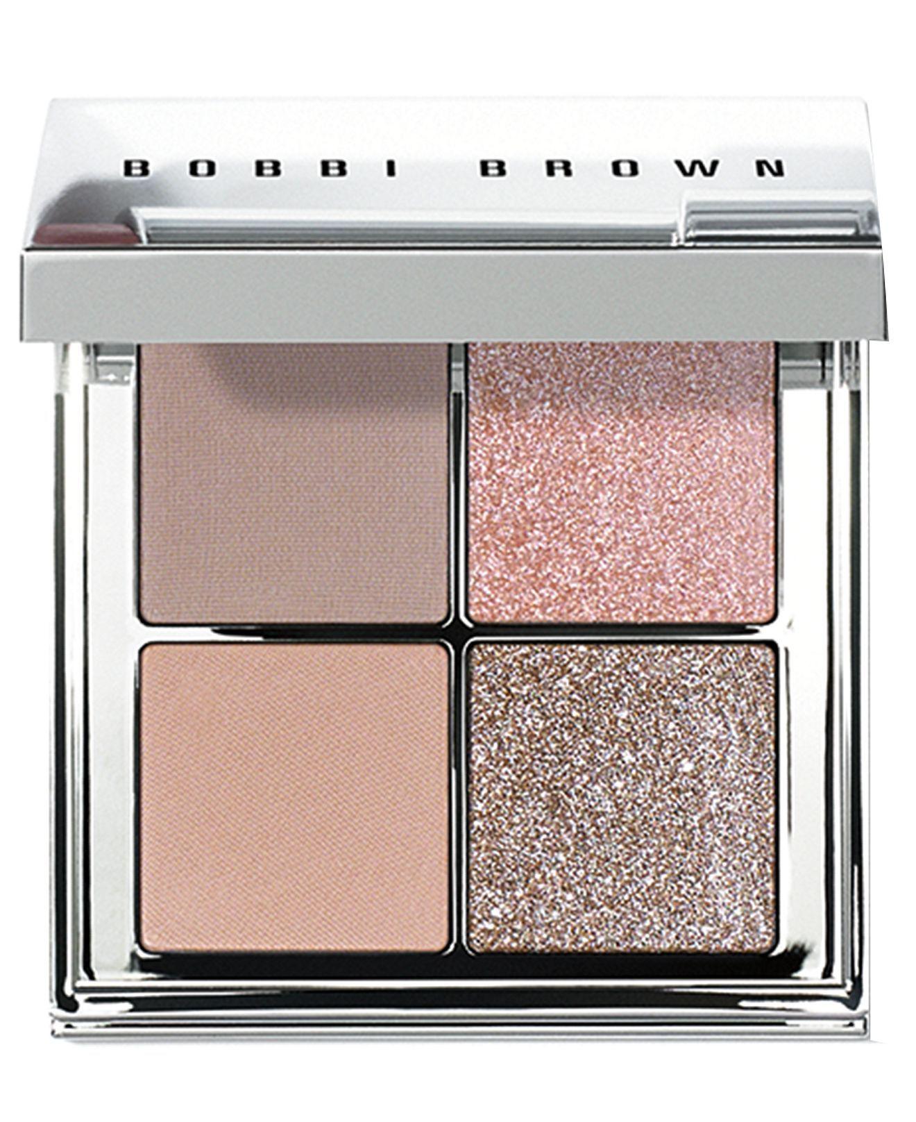 Bobbi Brown Nude Glow Nude Eye Palette - Makeup - Beauty - Macy's