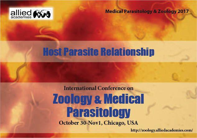 Host parasite relationship definition