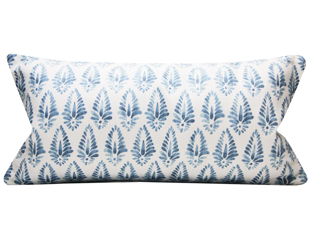 Jalisa Copen Indian Print Pindler Blue And White Pillow Cover White Pillow Covers Blue And White Pillows White Pillows
