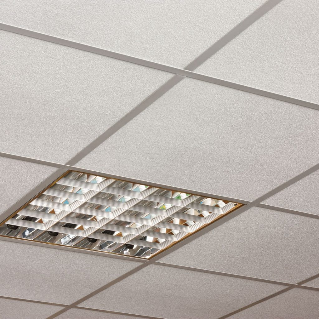 Armstrong Acoustical Drop Ceiling Tiles