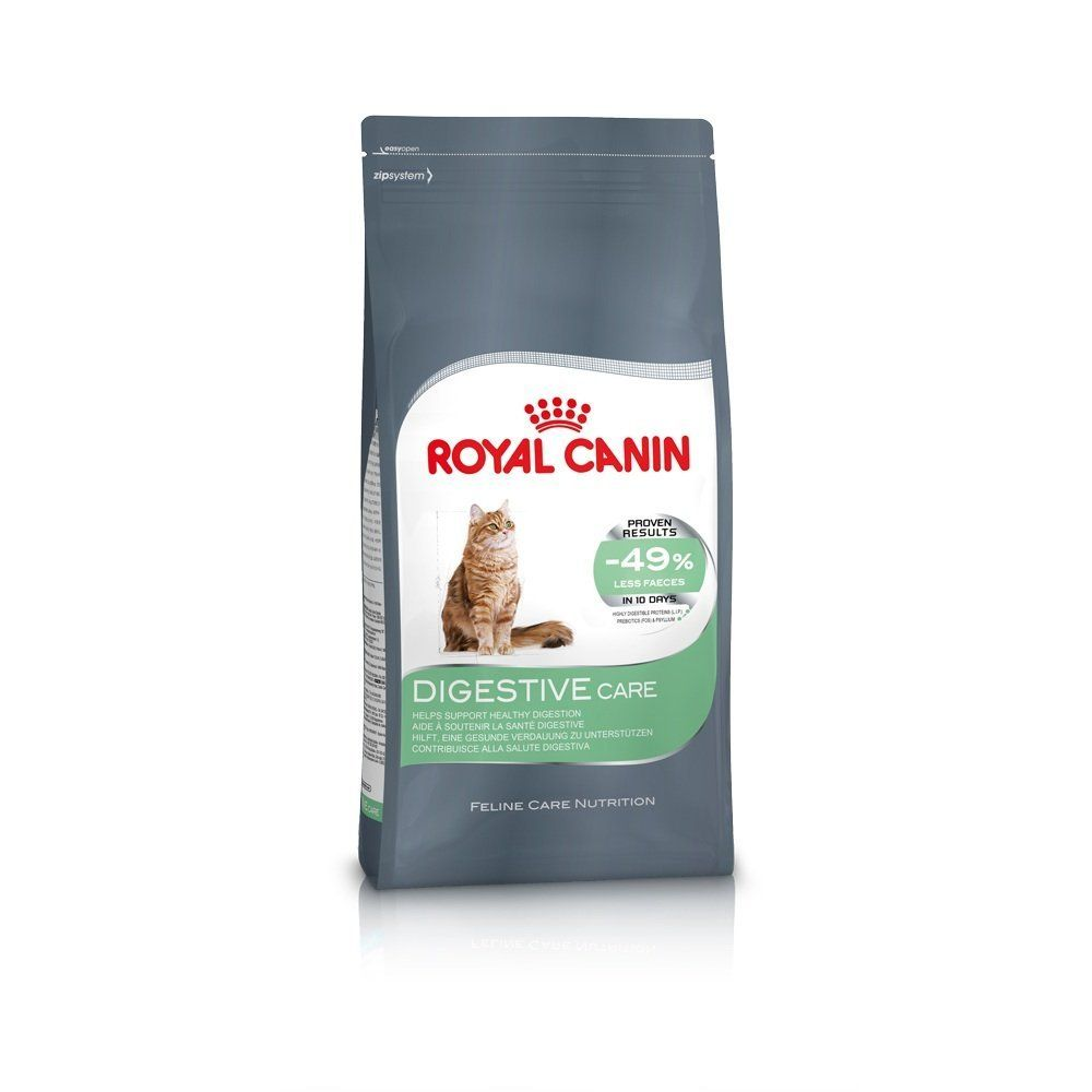 Royal Canin Cat Food Digestive Care Dry Mix 10 Kg Cat Food Cat Care Cats