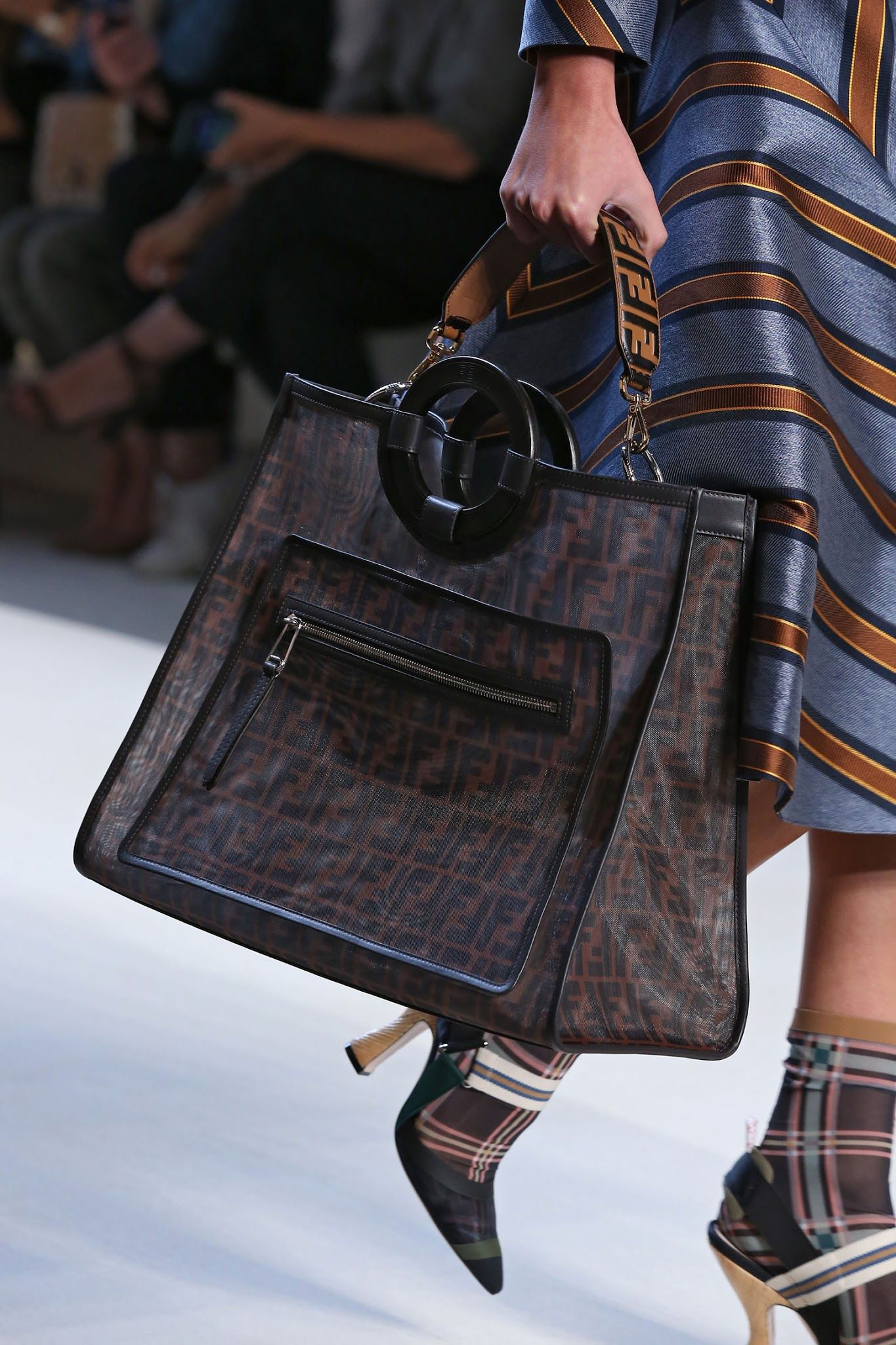 718839c435 #MFW: Fendi Spring/Summer 18 Runway & Bags Report - BagAddicts Anonymous
