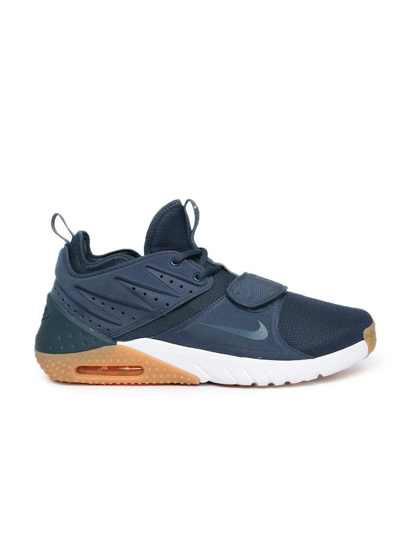 416dd60f1ae8 Nike Men Navy Blue AIR MAX TRAINER 1 Training Shoes