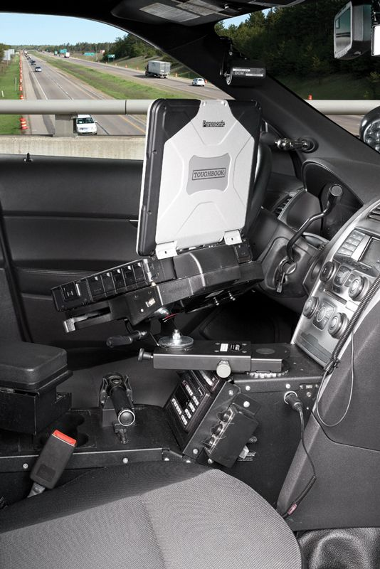 Ford Utility Police Interceptor 2012 2015 Console Box With
