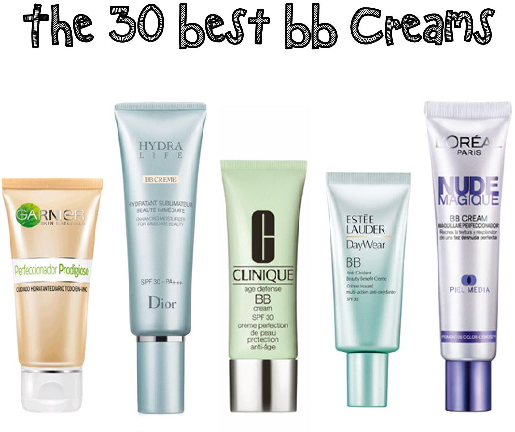 The Best BB Creams  Bb creams Bb and Makeup