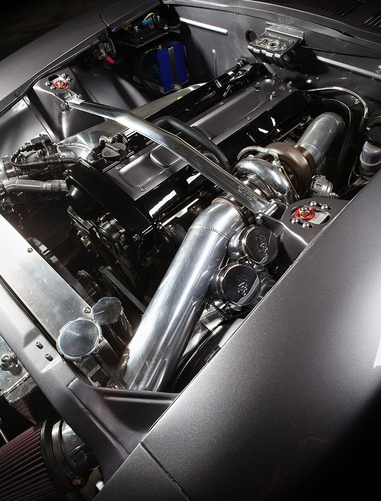 '72 Datsun 240Z – Kindig It | Cars | Pinterest | Datsun ...