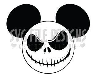 mickey mouse jack skellington - Google Search | Disney