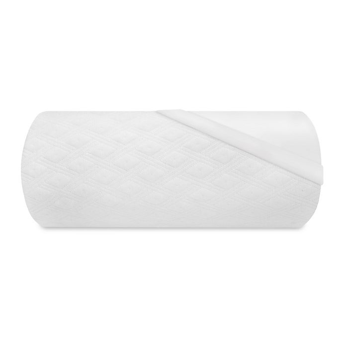 therapedic neck roll support pillow