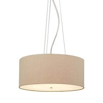 lbl lighting fiona satin nickel four light fluorescent pendant with