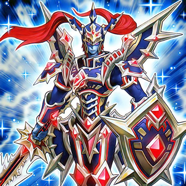 Supreme Black Luster Soldier Yugioh Monsters Anime Card Art