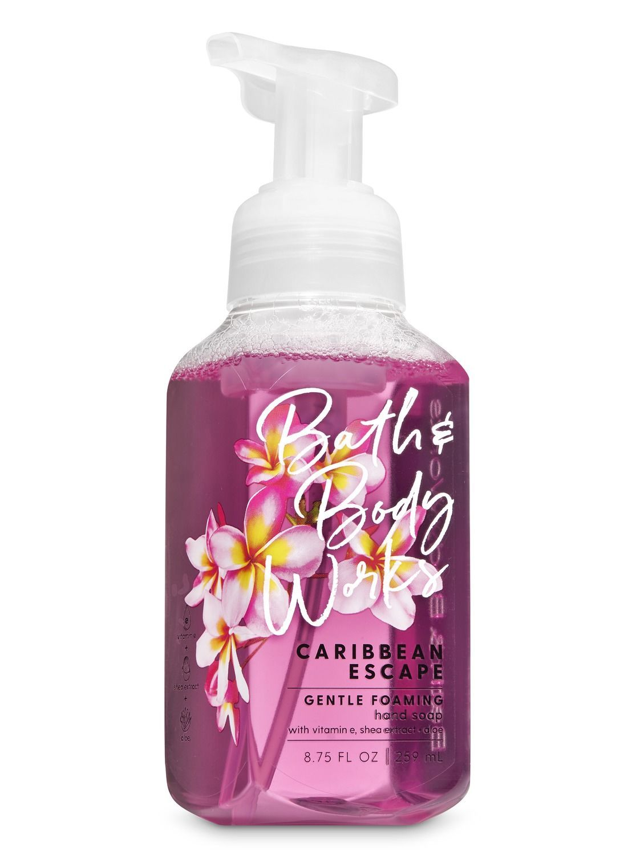 Caribbean Escape Gentle Foaming Hand Soap By Bath Body Works