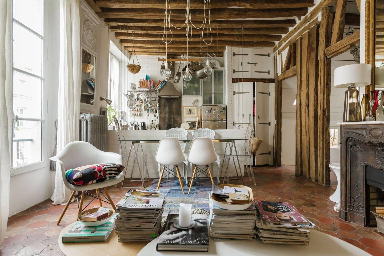 indoor . interior . deco . home . house . duplex . Paris . intérieur ...