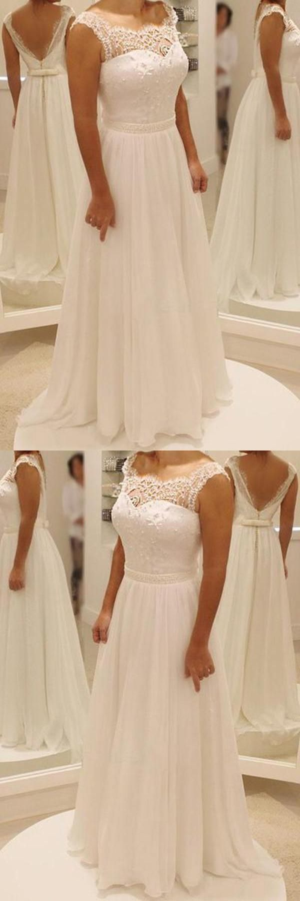 Discount colorful wedding dresses backless simple wedding dresses