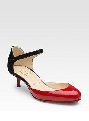 Diva-Dealz - CHRISTIAN LOUBOUTIN Shoes LOUBIS BABES