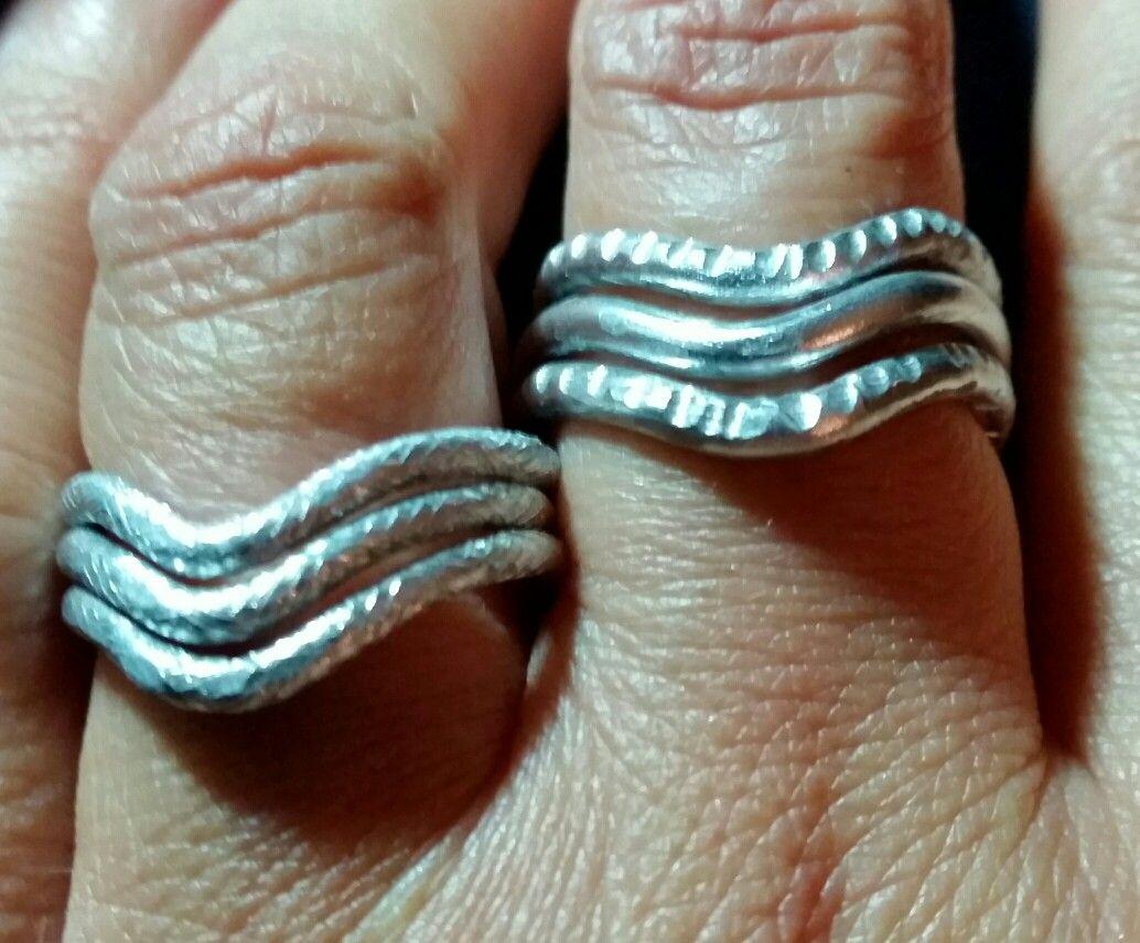 Anelli wire alluminio tipo fede indiana