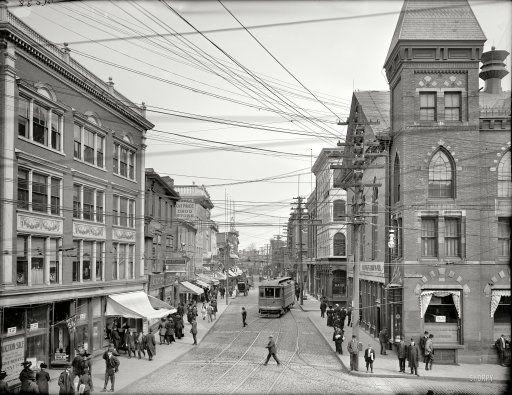 salem massachusetts circa 1906 quotessex street looking