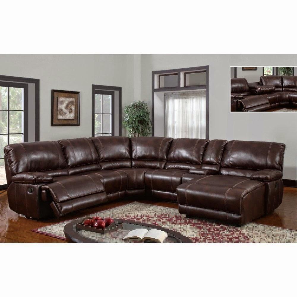Neuesten Leder Gebogener Schnitt   Ecksofas, Couch möbel
