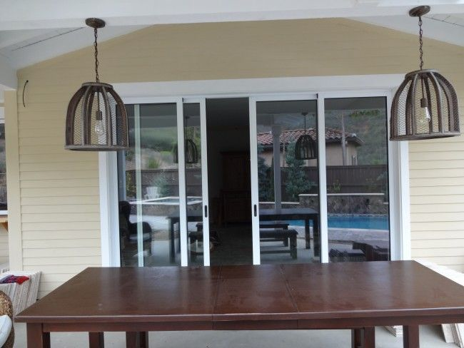 Replacing Sliding Glass Doors And Patio Doors Architecture