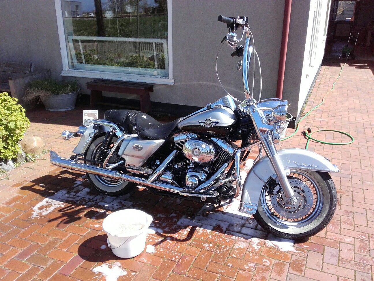 Similiar Harley Road King 18 Apes Keywords