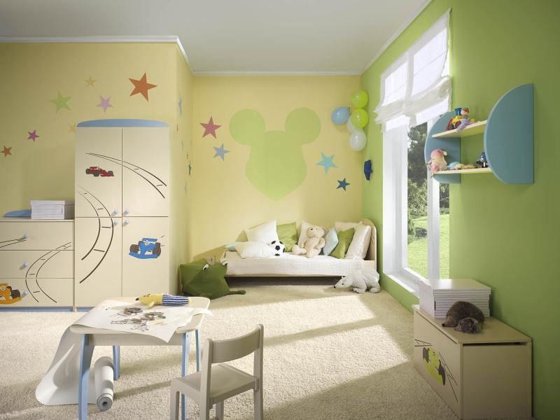 Kolory W Pokoju Dzieciecym Home Decor Home Decor Decals Decor