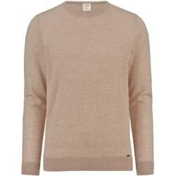 Photo of Olymp Level Five Strickpullover, Body Fit, Natur, L Olympymp