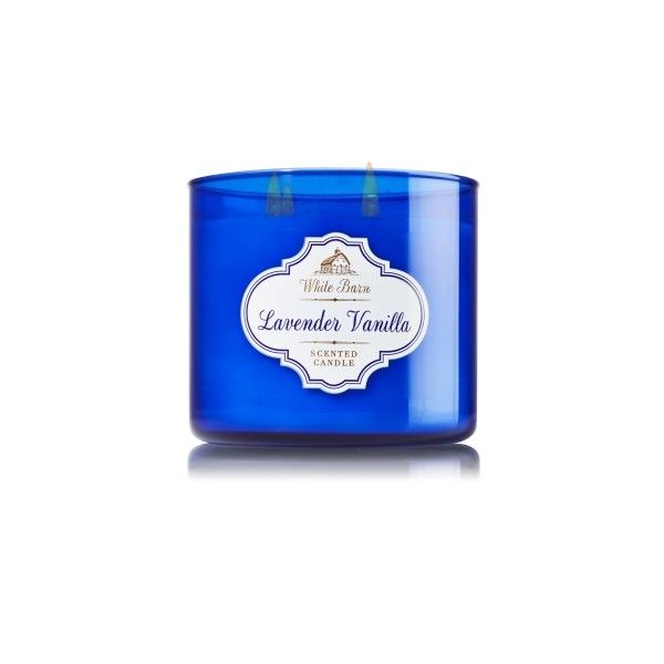 3-Wick Candle ($23) via Polyvore