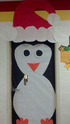 penguin door decorating ideas. Preschool Door Penguin Decoration - Google Search Decorating Ideas
