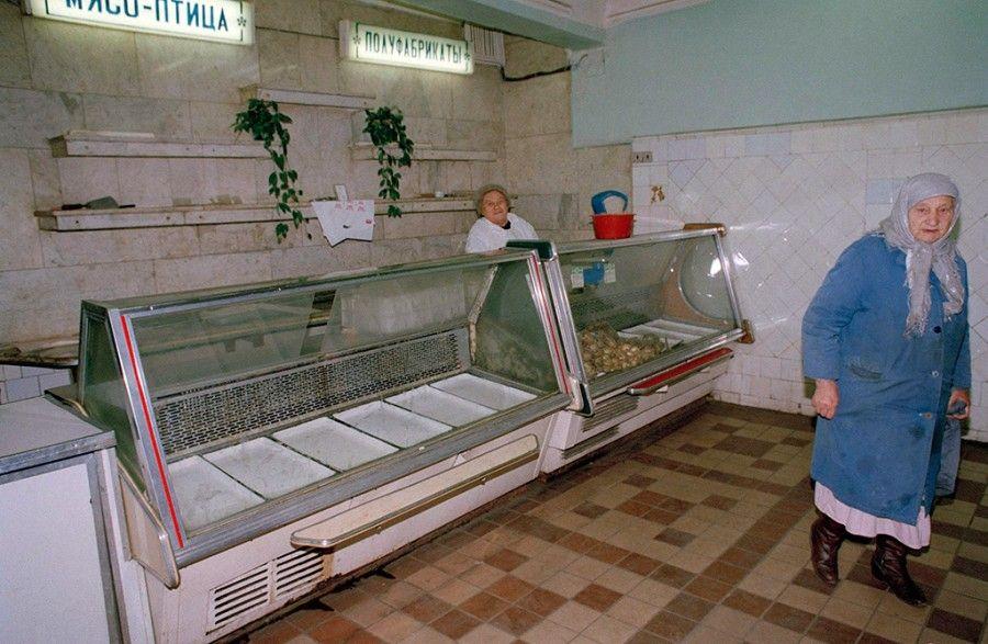 Фото магазинов, запрещённые в СССР. | Магазины, Продукты и ...
