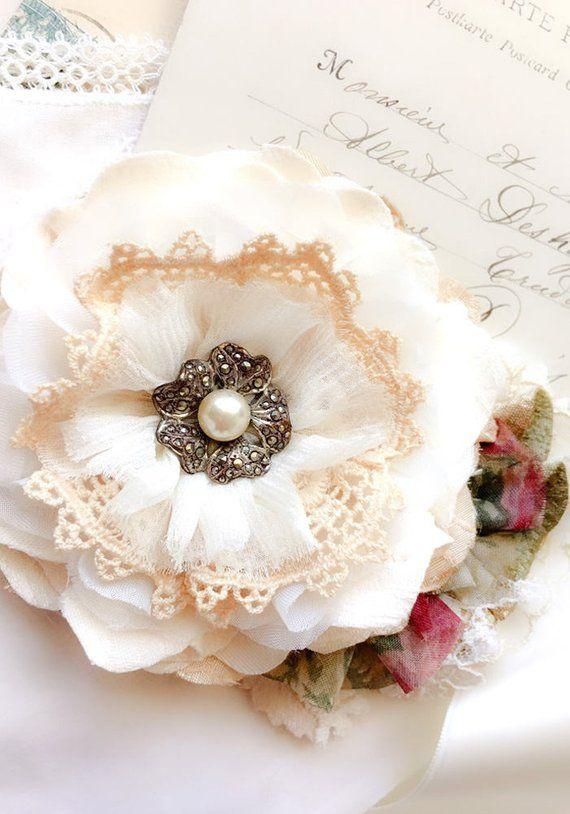 Bridal Sashes Wedding Dress Sash Floral Bridal Belt Flower